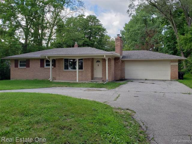 5621 Livernois Road, Troy, MI 48098 (#219105687) :: Keller Williams West Bloomfield