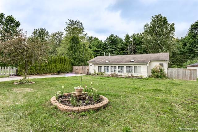 7589 Indian Trail Road, Worth Twp, MI 48450 (#219105702) :: The Buckley Jolley Real Estate Team