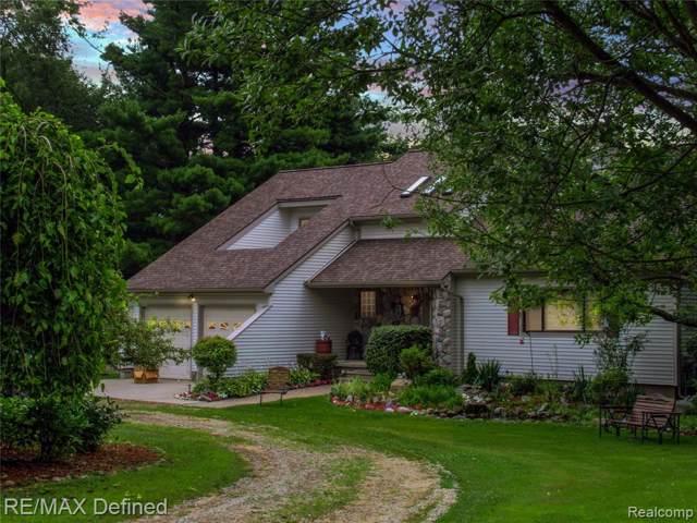 4800 Lake George Valley Drive, Addison Twp, MI 48367 (MLS #219105715) :: The Toth Team