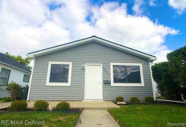 22623 California Street, Saint Clair Shores, MI 48080 (#219105753) :: Team DeYonker