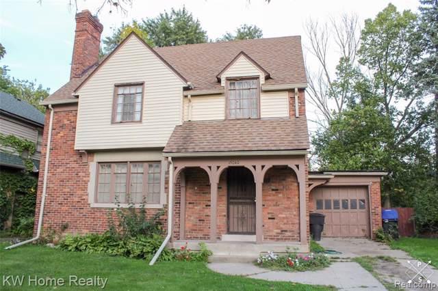 15040 Plainview Avenue, Detroit, MI 48223 (#219105754) :: Keller Williams West Bloomfield