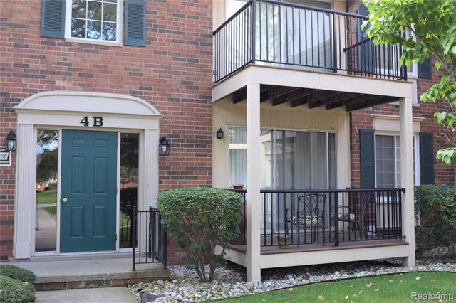 12040 Ina Drive #117, Sterling Heights, MI 48312 (#219105826) :: The Buckley Jolley Real Estate Team