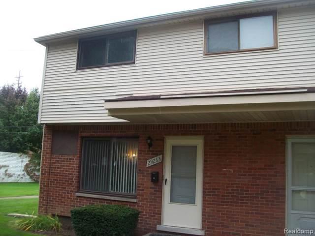 29263 Tessmer Court, Madison Heights, MI 48071 (#219105875) :: The Buckley Jolley Real Estate Team
