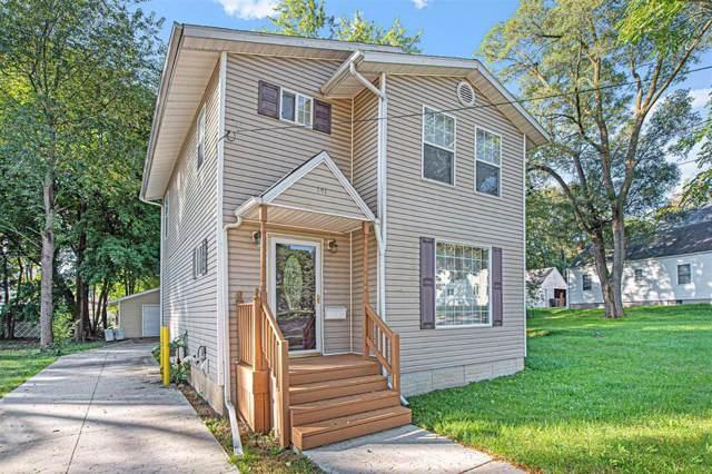 141 E Mansion Street, Jackson, MI 49203 (#543268875) :: GK Real Estate Team