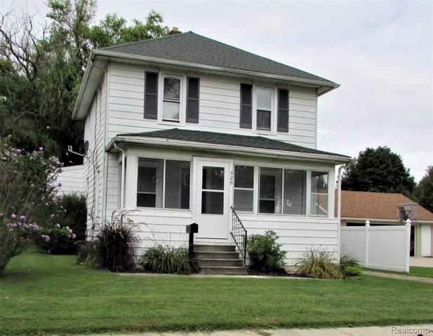 529 Lavender Street, Monroe, MI 48162 (#219105941) :: GK Real Estate Team