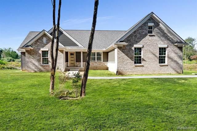 9128 Big Lake Road, Springfield Twp, MI 48346 (#219105979) :: GK Real Estate Team