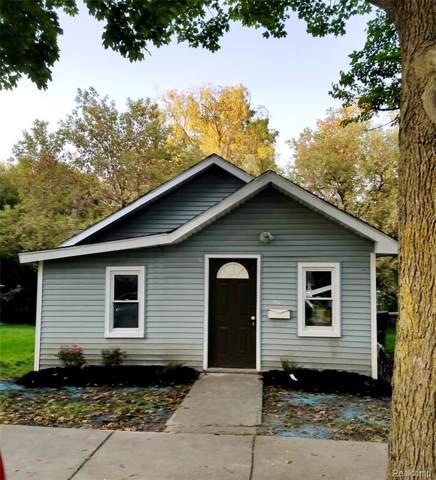 484 Arthur Avenue, Pontiac, MI 48341 (#219105980) :: The Alex Nugent Team   Real Estate One