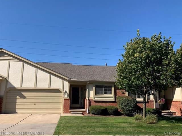 41913 Brookview Lane, Clinton Twp, MI 48038 (#219106015) :: The Buckley Jolley Real Estate Team