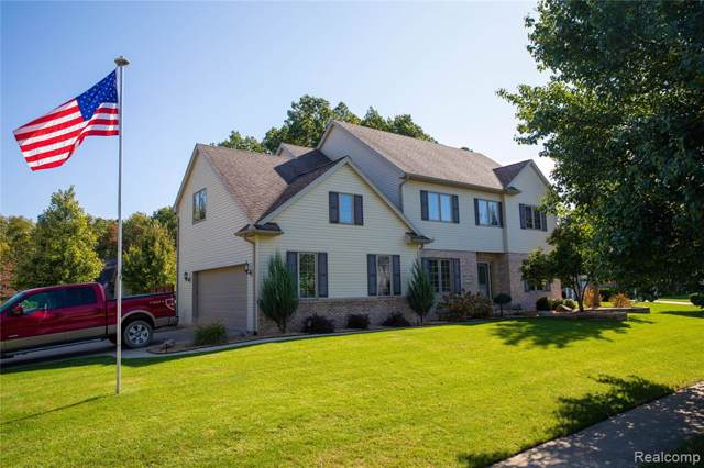 8360 Doulton Court, Bedford Twp, MI 48144 (#219106036) :: The Mulvihill Group