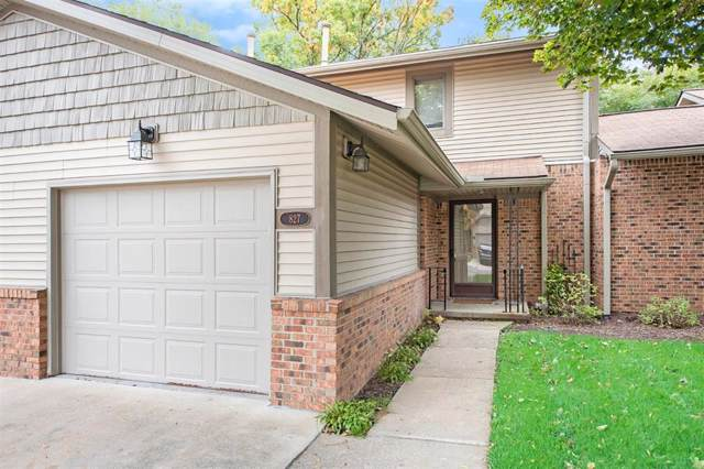 827 Moore Drive, Chelsea, MI 48118 (#543269458) :: The Alex Nugent Team   Real Estate One