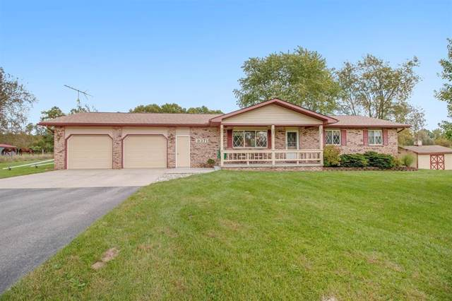 9371 N Peaceful Valley Drive, Putnam, MI 48169 (#543269480) :: The Mulvihill Group