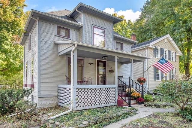 519 Madison Street, Chelsea, MI 48118 (#543269414) :: The Alex Nugent Team   Real Estate One