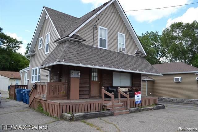 11405 N Saginaw Street, Mt. Morris, MI 48458 (#219106245) :: The Buckley Jolley Real Estate Team
