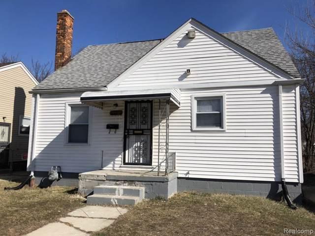 20532 Barlow Street, Detroit, MI 48205 (MLS #219106280) :: The Toth Team
