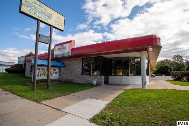 1319 E Michigan Ave, CITY OF JACKSON, MI 49201 (#55201903859) :: GK Real Estate Team