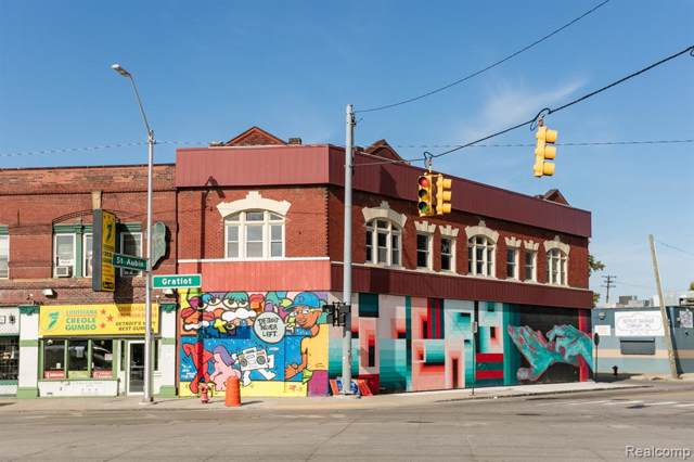2055 Gratiot Avenue, Detroit, MI 48207 (#219106327) :: BestMichiganHouses.com