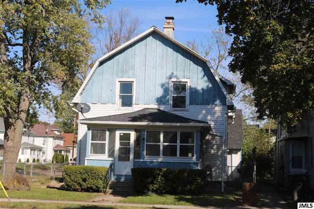 914 W Ganson, CITY OF JACKSON, MI 49202 (#55201903862) :: GK Real Estate Team
