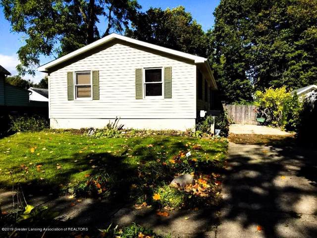 227 Holmes Street, Eaton Rapids, MI 48827 (MLS #630000241789) :: The Toth Team