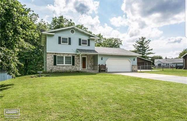 5205 N.Hillcrest, Clyde Twp, MI 48049 (MLS #58031397745) :: The Toth Team