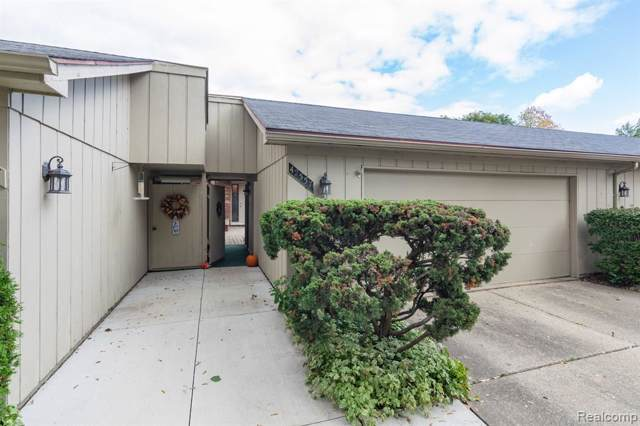 42557 Eldon Avenue, Clinton Twp, MI 48038 (#219106510) :: The Buckley Jolley Real Estate Team