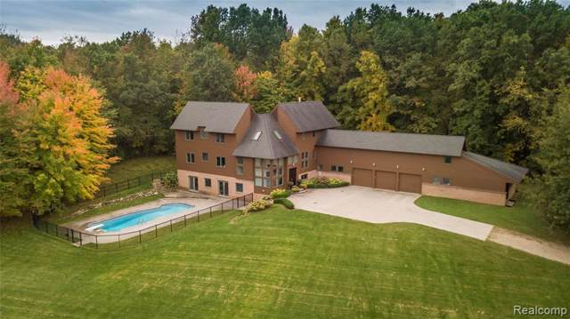 1287 N Kellogg Road, Oceola Twp, MI 48843 (#219106545) :: The Buckley Jolley Real Estate Team