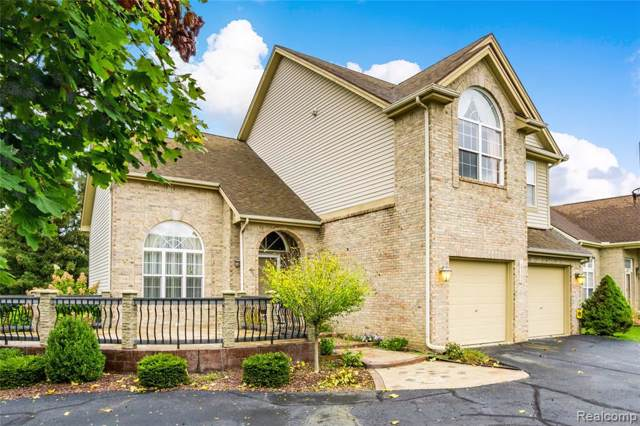 16304 Quail Ridge Court, Fenton Twp, MI 48430 (MLS #219106555) :: The Toth Team