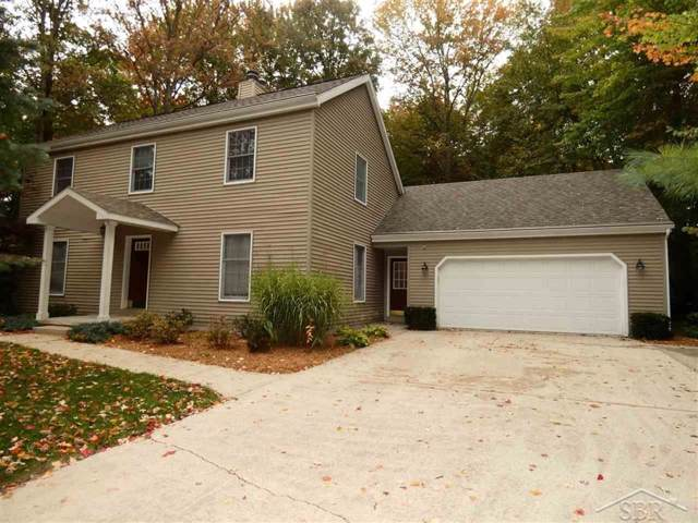 4408 Oakridge Drive, Midland, MI 48640 (#61031397792) :: RE/MAX Nexus