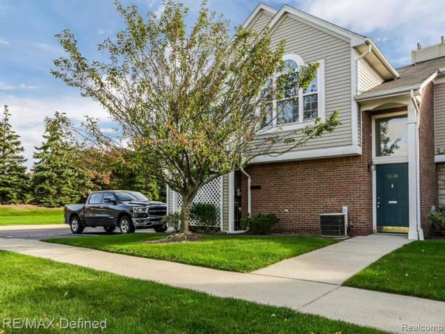 5840 Pine Aires Drive, Sterling Heights, MI 48314 (#219106691) :: The Mulvihill Group