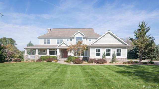 4274 Upper Glade Court, Scio Twp, MI 48103 (MLS #219106733) :: The John Wentworth Group