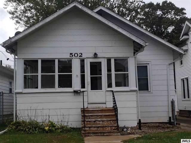 502 Orange St, CITY OF JACKSON, MI 49202 (#55201903878) :: GK Real Estate Team