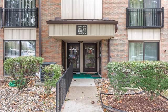 18261 University Park Drive, Livonia, MI 48152 (#219106751) :: GK Real Estate Team