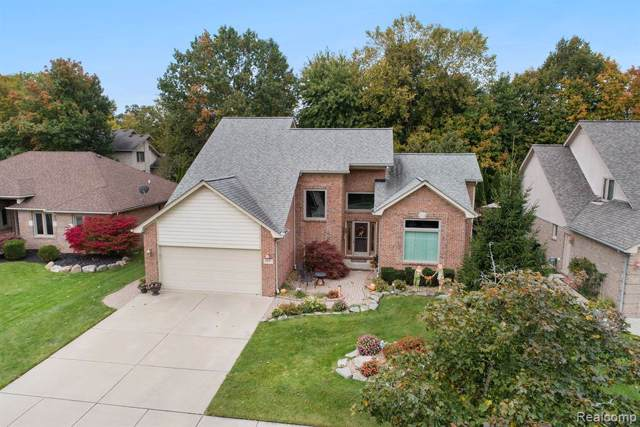 42177 Brianna Drive, Clinton Twp, MI 48038 (#219106773) :: RE/MAX Nexus