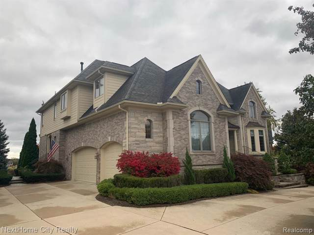 17900 Parkshore Drive, Northville Twp, MI 48168 (#219106783) :: GK Real Estate Team