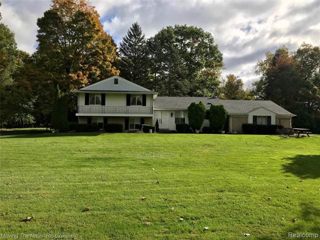 900 N Lilley Road, Canton Twp, MI 48187 (#219106815) :: The Mulvihill Group