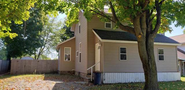 219 E Elm St, READING CITY, MI 49274 (#53019049585) :: GK Real Estate Team