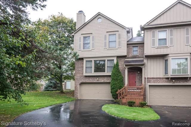 6339 Aspen Ridge Boulevard, West Bloomfield Twp, MI 48322 (#219106832) :: The Buckley Jolley Real Estate Team