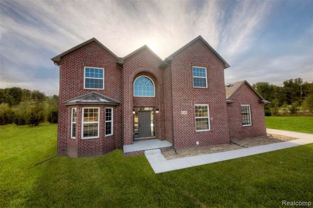 47652 Ellery Lane, Canton Twp, MI 48187 (#219106853) :: The Mulvihill Group