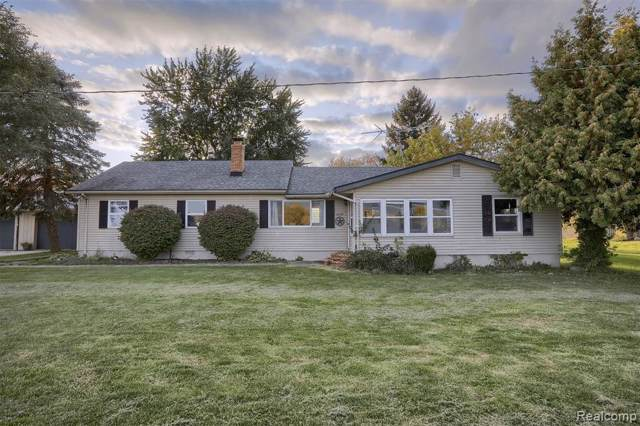 1009 Lathrop Road, Berlin Twp, MI 48002 (#219106861) :: GK Real Estate Team