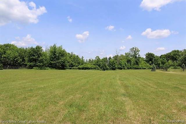 23 Woodfield Parkway, Grand Blanc Twp, MI 48439 (#219106888) :: Team Sanford