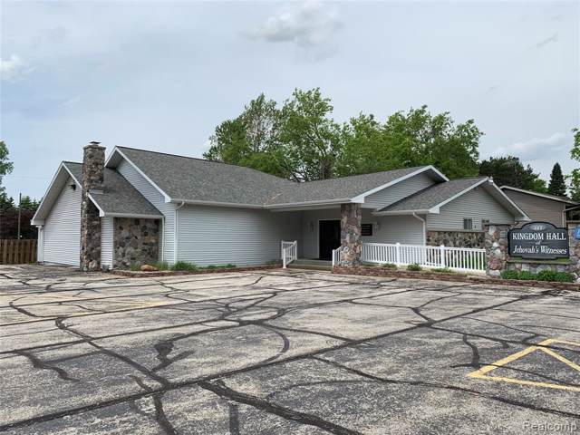 317 N Water Street, Pinconning, MI 48650 (#219106903) :: The Buckley Jolley Real Estate Team