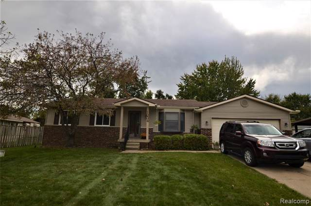 1234 Risecliff Drive, Grand Blanc Twp, MI 48439 (#219106905) :: The Buckley Jolley Real Estate Team