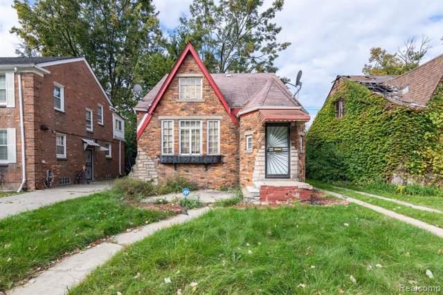 16661 Ardmore Street, Detroit, MI 48235 (#219106911) :: GK Real Estate Team