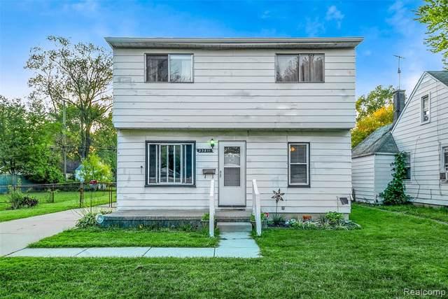 23811 Stewart Avenue, Warren, MI 48315 (#219106937) :: GK Real Estate Team