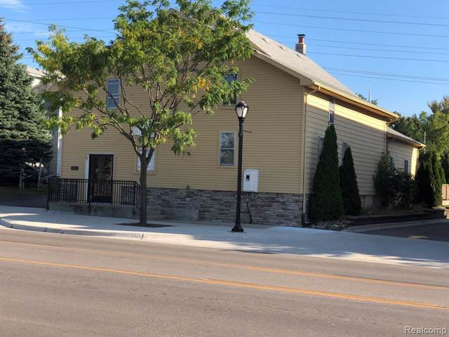 3454 Auburn Rd., Auburn Hills, MI 48326 (MLS #219106979) :: The Toth Team