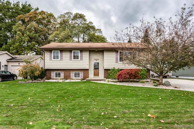 826 S 12TH Street S, ST. CLAIR, MI 48079 (#219106985) :: The Buckley Jolley Real Estate Team