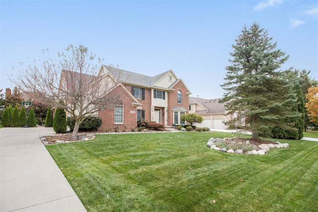 47538 Pine Creek Court, Northville, MI 48168 (#543269522) :: GK Real Estate Team