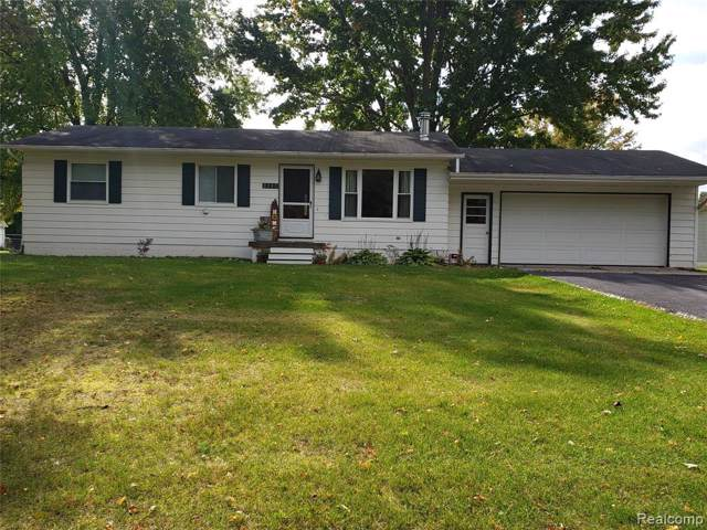 2383 Virginia Park Drive, Mayfield Twp, MI 48446 (MLS #219107024) :: The John Wentworth Group