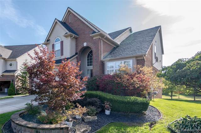 50269 Cressnut Court, Northville Twp, MI 48168 (#219107032) :: GK Real Estate Team