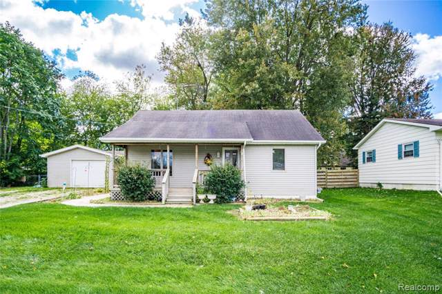 1189 Alton Avenue, Mundy Twp, MI 48507 (MLS #219107099) :: The John Wentworth Group