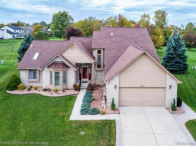 44514 Stone Road, Novi, MI 48375 (MLS #219107133) :: The Toth Team
